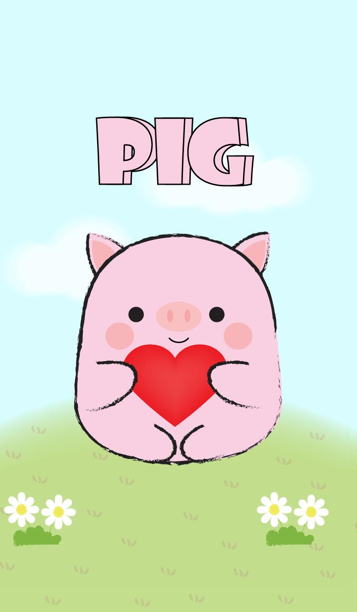 My Fat Cute Pink Pig Theme (jp)