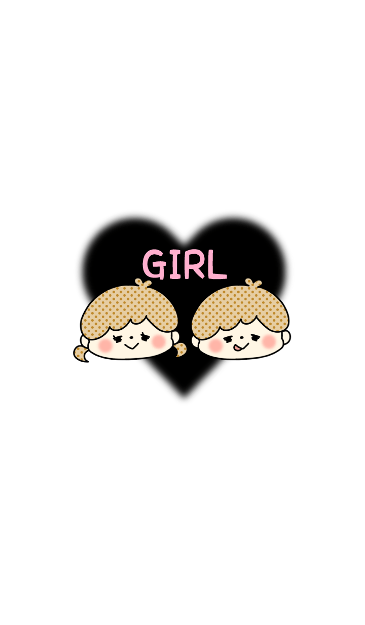 -LOVELY COUPLE THEME- GIRL / No.18