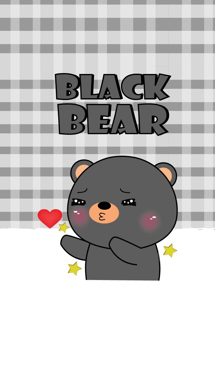 I 'm Cute Black Bear (jp)
