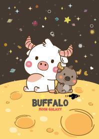 Buffalo The Moon Brown