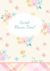 Sweet flower time!