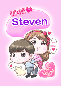 Steven is my best love