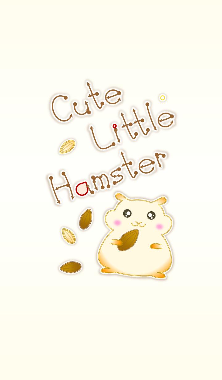 Cute Little Hamster 2! (Yellow V.5)