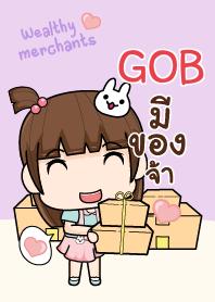 GOB แม่ค้าผู้น่ารักขายดี๊ดี V06 e