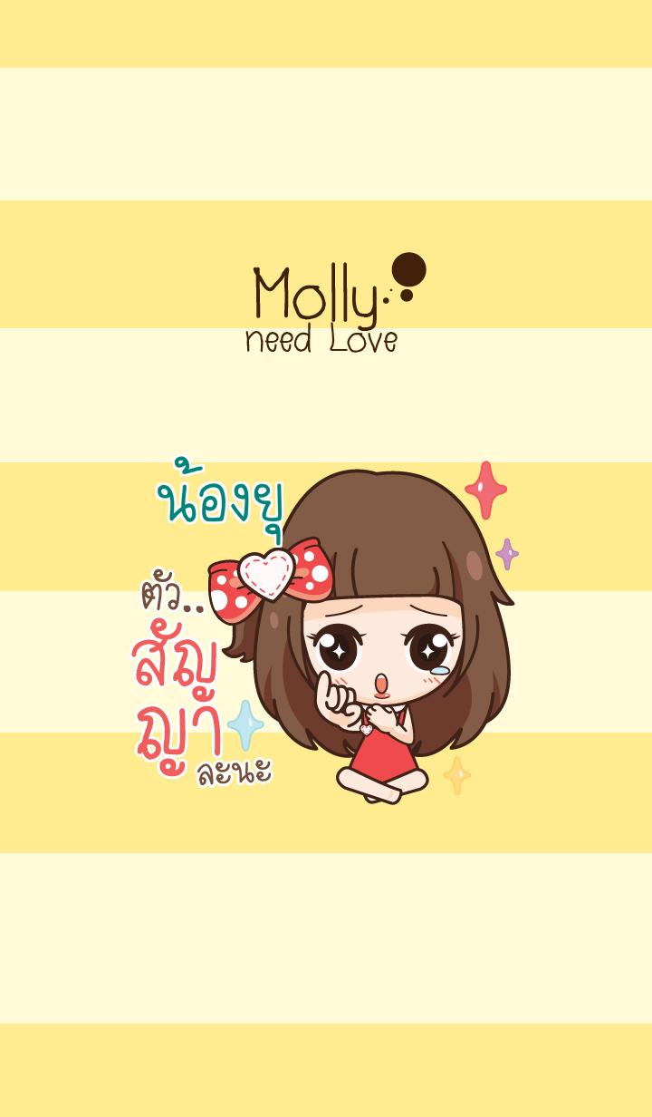 NONGYU molly need love V09