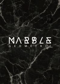 MARBLE(GEOMETRIC)#Black