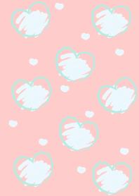 Sweet mini heart new version 17