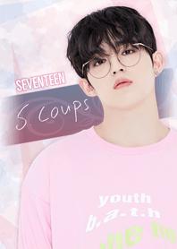 ธีมไลน์ SEVENTEEN Themes2 S.COUPS