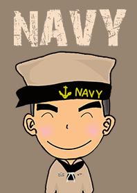 ธีมไลน์ หนุ่มน้อยทหารเรือ