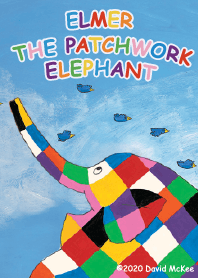 ธีมไลน์ ELMER THE PATCHWORK ELEPHANT 7