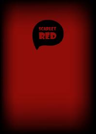 ธีมไลน์ Scarlet Red And Black Vr.8