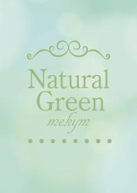 ธีมไลน์ Natural Green 6 -MEKYM-