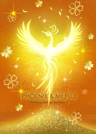 ธีมไลน์ Strongest luck UP PHOENIX & Mt.FUJI