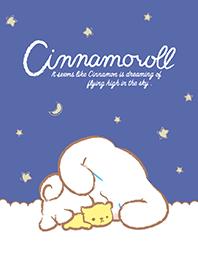 ธีมไลน์ Cinnamoroll ง่วงจัง