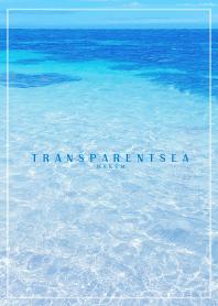 ธีมไลน์ TRANSPARENT SEA -HAWAII- 31