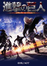 ธีมไลน์ Attack on Titan season 3 Vol.13