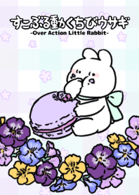 ธีมไลน์ Extremely little Rabbit Theme-pastel2-