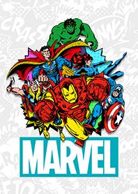 ธีมไลน์ Marvel Comics ป๊อปดีไซน์