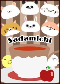 ธีมไลน์ Sadamichi Scandinavian mocha style