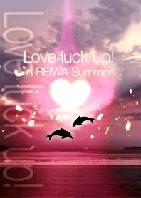 ธีมไลน์ Good for summer love of luck !? J #fresh