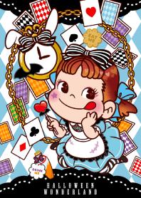 ธีมไลน์ Halloween Wonderland -ALICE-