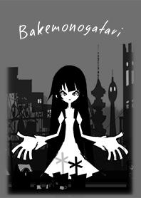 ธีมไลน์ MONOGATARI Series(Ending Illust)
