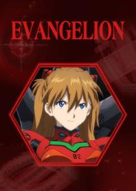 ธีมไลน์ EVANGELION Theme ASUKA