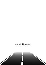 ธีมไลน์ travel Planner Theme