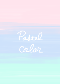 ธีมไลน์ pale tone pastel Color