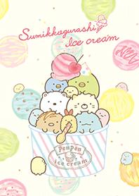 ธีมไลน์ Sumikko Gurashi: Ice cream