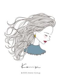 ธีมไลน์ the first by Komugi
