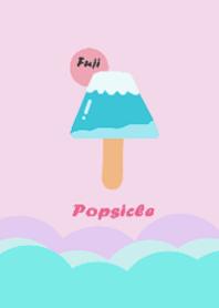 ธีมไลน์ Fuji popsicle