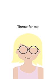 ธีมไลน์ Theme for me v.1