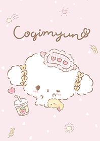 ธีมไลน์ Cogimyun อยู่ใกล้ๆ คุณเสมอ♪