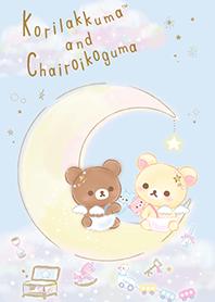 ธีมไลน์ Kori・Kogu Gentle Angels