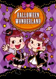 ธีมไลน์ PEKO Halloween2019