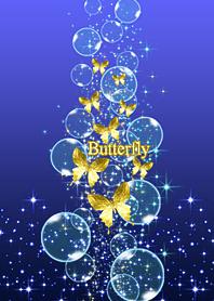 ธีมไลน์ Eight*Butterfly #36#fresh