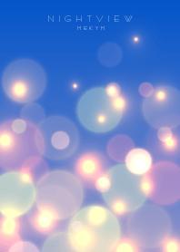 ธีมไลน์ NIGHT VIEW 3 -LIGHT-