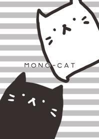 ธีมไลน์ MONO-CAT(Border)