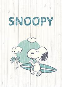 ธีมไลน์ Snoopy โต้คลื่น