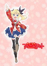 ธีมไลน์ Dropout Idol Fruit Tart Nukui Hayu ver.
