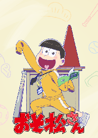 ธีมไลน์ Osomatsusan (JYUSHIMATSU)