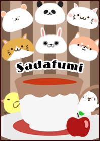 ธีมไลน์ Sadafumi Scandinavian mocha style