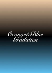 ธีมไลน์ Multicolor gradation black No.1-19
