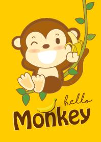 ธีมไลน์ ฮัลโหลลิงน้อย