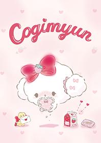 ธีมไลน์ Cogimyun ตึกตักกับรักแรก