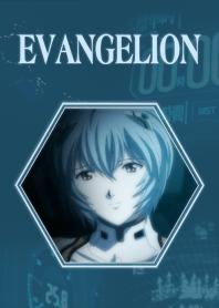 ธีมไลน์ EVANGELION Theme REI