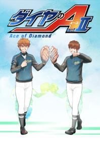 ธีมไลน์ Ace of the Diamond act II (battery ver.)