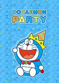 ธีมไลน์ โดราเอมอน ปาร์ตี้วันเกิด