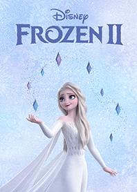 ธีมไลน์ Frozen 2 ราชินีหิมะ